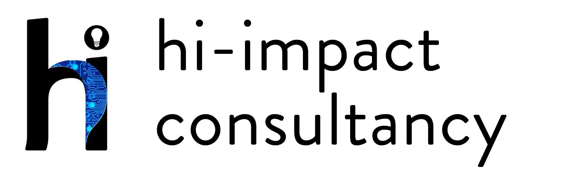 Hi impact logo